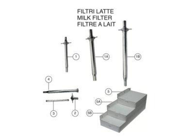 FILTRI LATTE